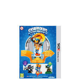 Skylanders Spyro's Adventure Starter Pack 3DS Reviews