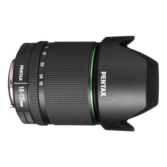 DA 18-135mm f/3.5-5.6 ED AL WR