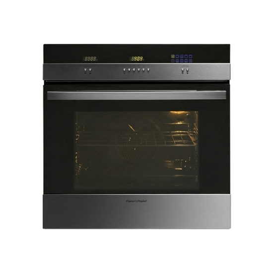 FISHER & PAYKEL OB60SCTX3 Electric Oven - Black & Stainless Steel