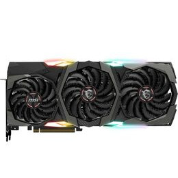 MSI GeForce RTX 2080 Ti 11 GB GAMING X TRIO Turing Graphics Card Reviews