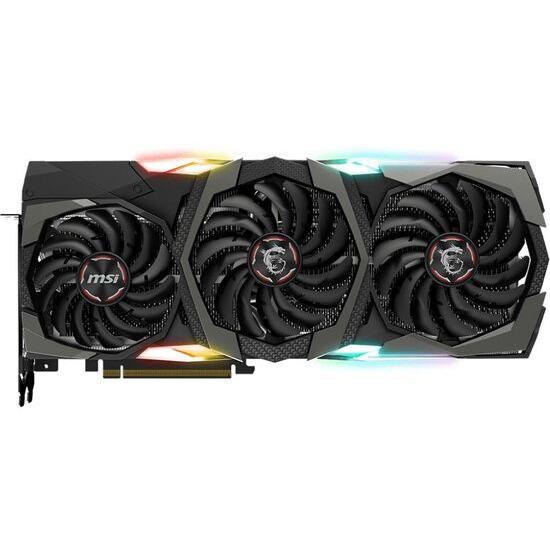 MSI GeForce RTX 2080 Ti 11 GB GAMING X TRIO Turing Graphics Card