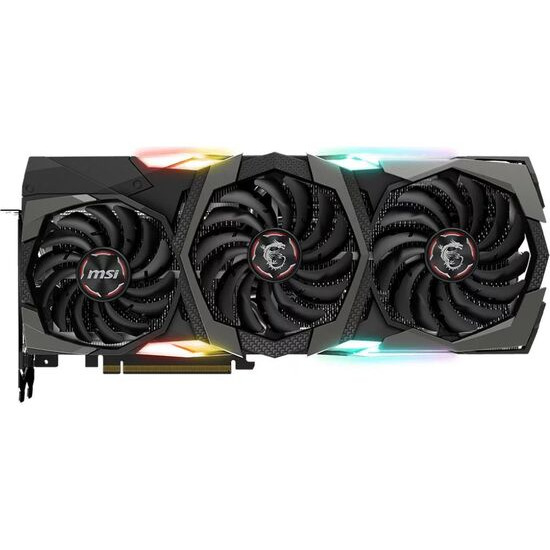 MSI GeForce RTX 2080 8 GB GAMING X TRIO Turing Graphics Card