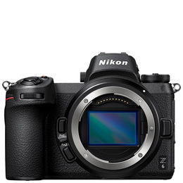Nikon Z 6 Mirrorless Camera Body Reviews