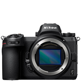 Nikon Z 7 Mirrorless Camera Body