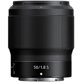 NIKKOR Z 50 mm f/1.8 S Standard Prime Lens Reviews