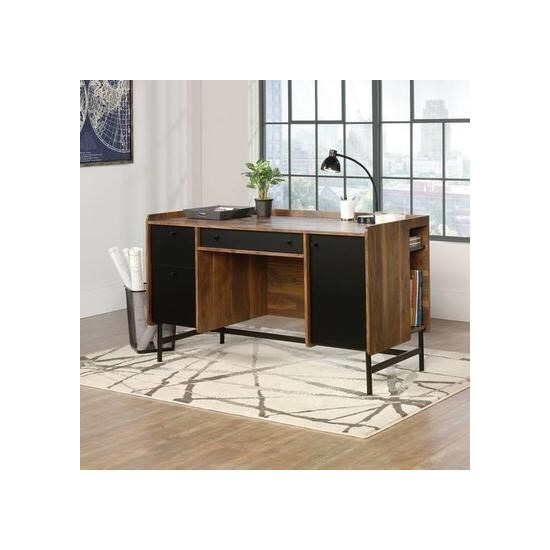Teknik Hampstead Park Desk - Grand Walnut