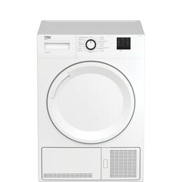 Beko DTBC1001W 10 kg Condenser Tumble Dryer - White Reviews