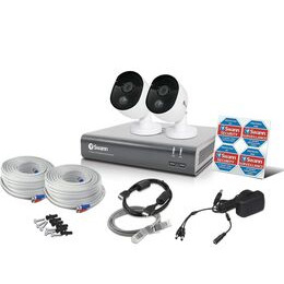 SWANN SWDVK-445802V 4-Channel Full HD 1080p Smart Security System Reviews
