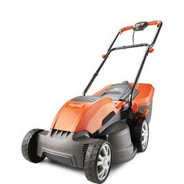 FLYMO Speedi-Mo 360C Rotary Lawn Mower - Orange & Grey Reviews