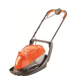 FLYMO Easi Glide 300 Corded Hover Lawn Mower - Orange & Grey