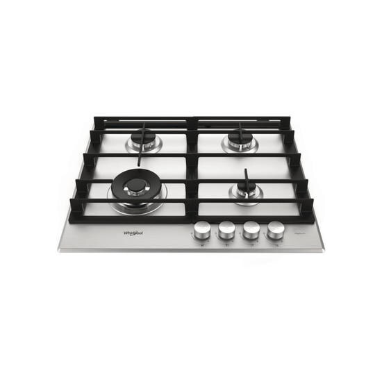 Whirlpool Gas Hob - 4 gas burners GMW 6422/IXL