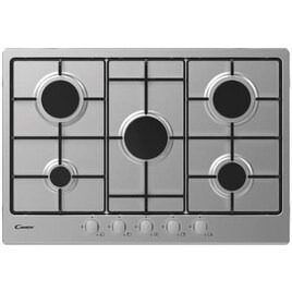 Candy CHW7X Gas Hob - Stainless Steel Reviews
