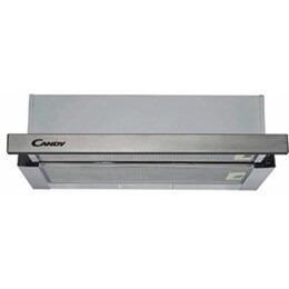 Candy CBT625/2X Telescopic Cooker Hood - Stainless Steel Reviews