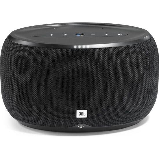 JBL Link 300 Wireless Voice Controlled Speaker - Black