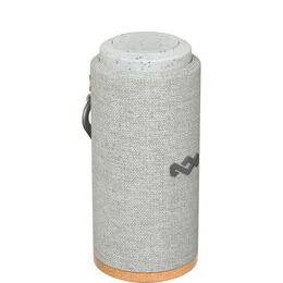 House of Marley No Bounds Sport EM-JA016-GY Portable Bluetooth Speaker - Grey