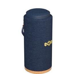House of Marley No Bounds Sport EM-JA016-BL Portable Bluetooth Speaker - Blue
