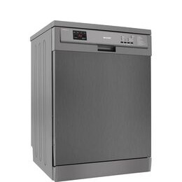 Sharp QW-DX26F41A Full-size Dishwasher - Stainless Steel Reviews
