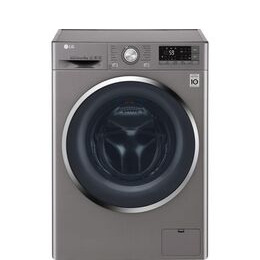 LG FH4U2TDN2S Smart 8 kg 1400 Spin Washing Machine - Graphite Reviews