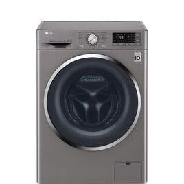 LG FH4U2TDN2S Smart 8 kg 1400 Spin Washing Machine - Graphite Reviews