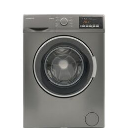 Kenwood F Series K814WMT18 8 kg 1400 Spin Washing Machine - Inox Reviews