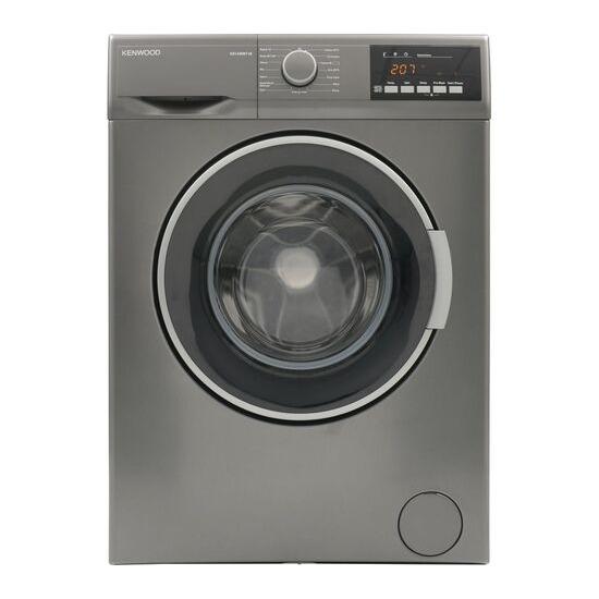 Kenwood F Series K814WMT18 8 kg 1400 Spin Washing Machine - Inox