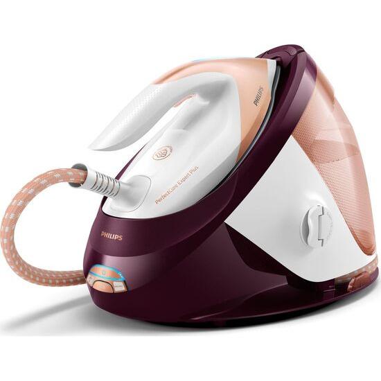 Philips PerfectCare Expert Plus GC8962/46 Stream Generator Iron - Purple & Rose Gold