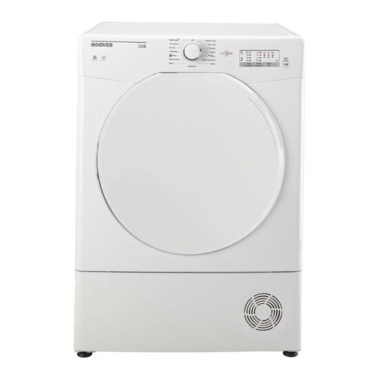 Hoover Link HLC10LF Smart NFC 10 kg Condenser Tumble Dryer - White