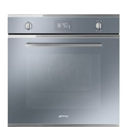 Smeg SF6402TVS Electric Oven - Silver Reviews
