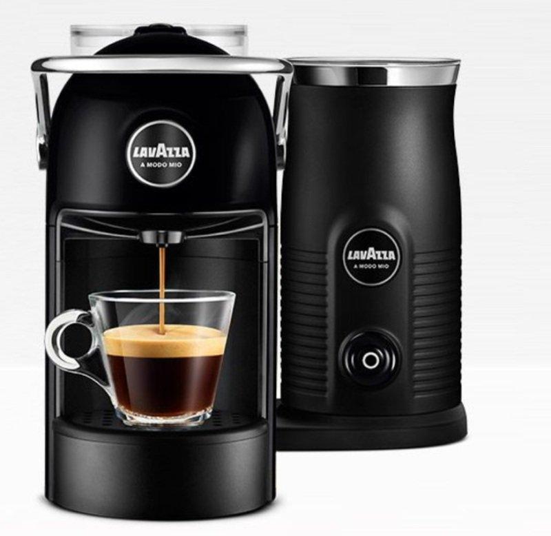 Lavazza Jolie Milk Coffee Machine Black Reviews