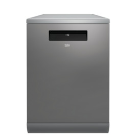 Beko AutoDose DEN59420DX Full-size Smart Dishwasher - Stainless Steel Reviews