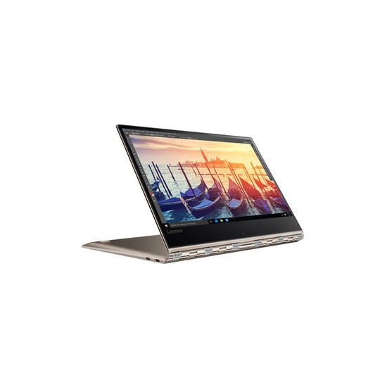 Lenovo Yoga 910 Core i7-7500U 16GB 512GB SSD 13.9 Inch Windows 10 Laptop