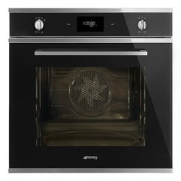 Smeg Cucina SFP6401TVN Electric Oven - Black Reviews