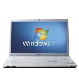 "SONY VPCEB3J0E/WI Refurbished 15.5"" Laptop - White Reviews"