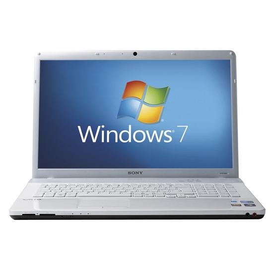 "SONY VPCEB3J0E/WI Refurbished 15.5"" Laptop - White"