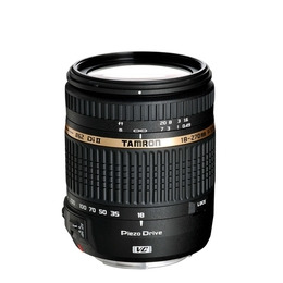 TAMRON PZD 18-270 mm f/3.5-6.3 Di II Telephoto Zoom Lens - for Canon Reviews