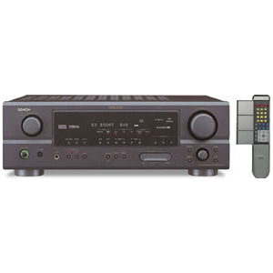 Photo of Denon AVR1707 Receiver
