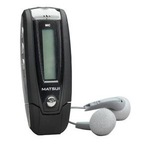 Photo of Matsui MAT102 256MB MP3 Player