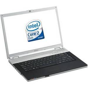 Photo of Sony Vaio VGN FZ11s Laptop