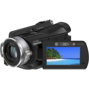 Photo of Sony HDR-SR7 Camcorder