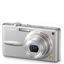 Panasonic Lumix DMC-FX30 Reviews