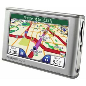 Photo of Garmin Nuvi 600 Satellite Navigation