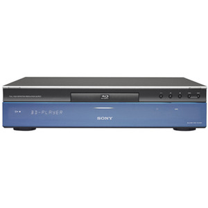 Photo of Sony BDP-S1 Blu Ray Player