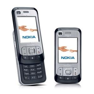 Photo of Nokia 6110 Navigator Mobile Phone