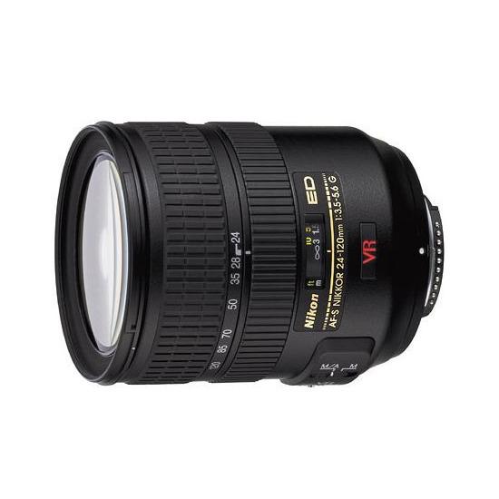 Nikon 24-120MM F3.5-5.6G