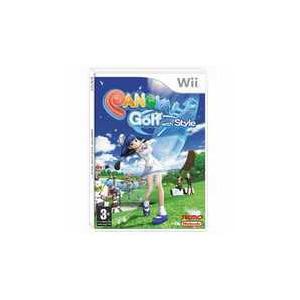 Photo of NINTENDO PANGYA GO LF  WII Video Game