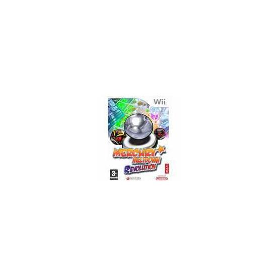 Mercury Meltdown Revolution (Wii)