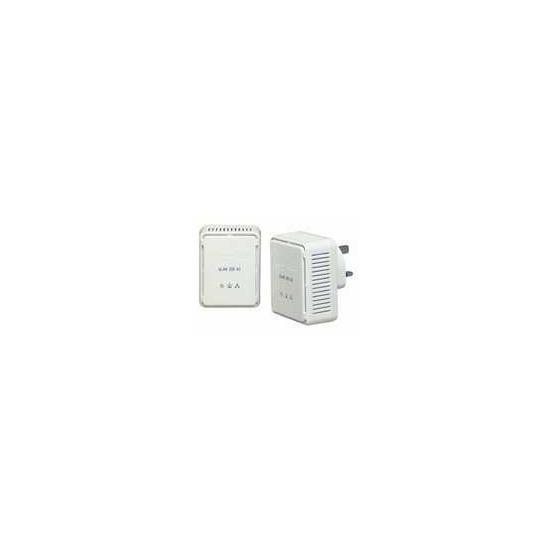 Dlan Highspeed Starter Kit Homeplug Adapter (uk)