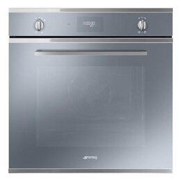 Smeg Cucina SFP6401TVS Electric Oven - Silver Reviews
