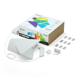 Nanoleaf Light Panels Rhythm 9 Piece Smarter Kit