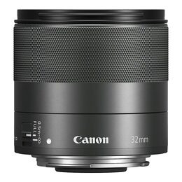 Canon EF-M 32 mm f/1.4 STM Standard Lens - Black Reviews